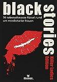black stories - Killer Ladies Edition: 50 rabenschwarze Rätsel rund um mordsstarke Frauen