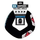 Oxford 2015 Helmet Halo Halterung für Motorradhelm, erleichtert die Reinigung