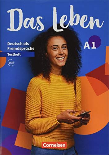 DAS LEBAN A1 - CUADERNO DE TESTS: Testheft mit Audios online