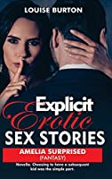 Explicit Erotic Sex Stories: Amelia Surprised: Sent out of Space