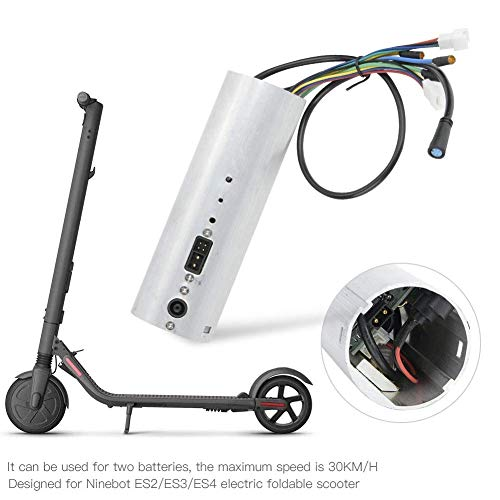 WELLSTRONG Original Control Board Assembly Compatible for Ninebot by Segway ES2 ES3 ES4 Foldable Electric Scooter