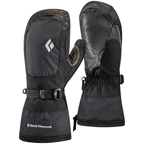 Black Diamond Equipment - Mercury Mitts - Black - Medium