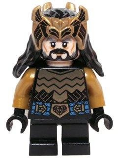 LEGO Der Hobbit / Herr der Ringe Minifigur Thorin Eichenschild NEW NEU 79017