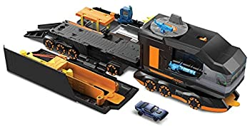 Hot Wheels Fast & Furious Spy Command Hauler Play Set Transporter Great gift idea for kids ages 4 and older