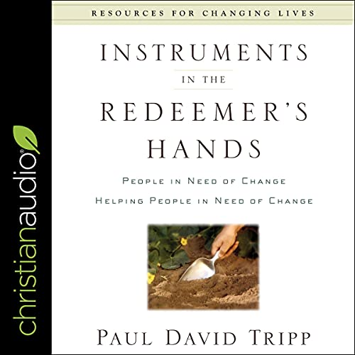 Instruments in the Redeemer's Hands cover art