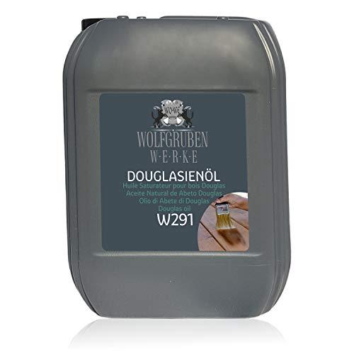 Aceite de Abeto Douglas natural antiagrisado de madera exterior W291-10L