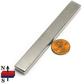CMS Magnetics Bar Magnets Rare Earth Neodymium Grade N45 4