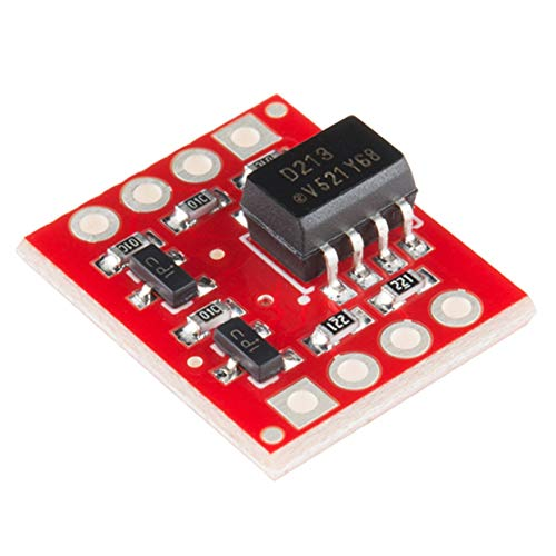 Detectorcatty D213 Opto-Isolator Breakout Board Module ILD213T Optoisolator Microcontroller