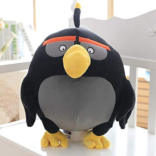letaowl Juguete de Peluche Angry Birds 2 Peluches Lovely Super Sprouting Peace Elite Bird, Almohada, Muñeca De Cerdo Doll