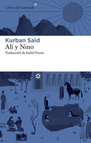 Alí y Nino (Libros del Asteroide)