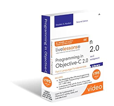 Programming in Objective-C 2.0 LiveLessons Bundle