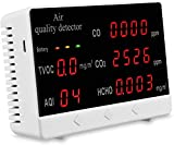 CO2 Measuring Instrument Air Traffic for The Home Use Air Quality Monitor