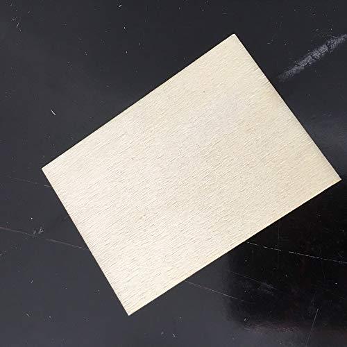 JAP768 10 stücke leeres Holz Quadrat plakei für Handwerk malerei Holz brennende graviermaschine...