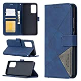 Sac de téléphone portable Cas pour Samsung Galaxy A52 Portefeuille Multifonctionnel...