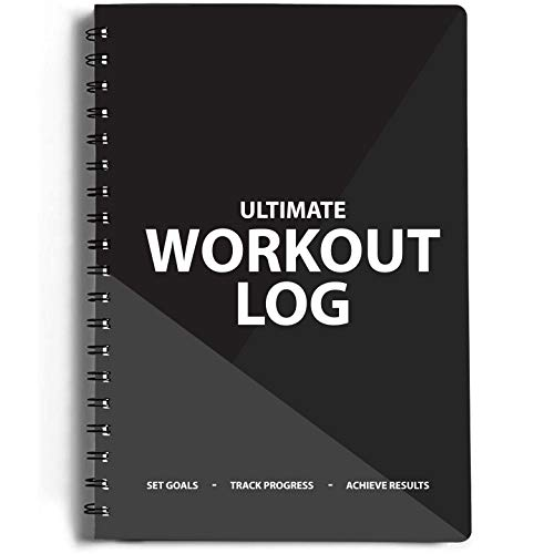 ultimate gym workout log book