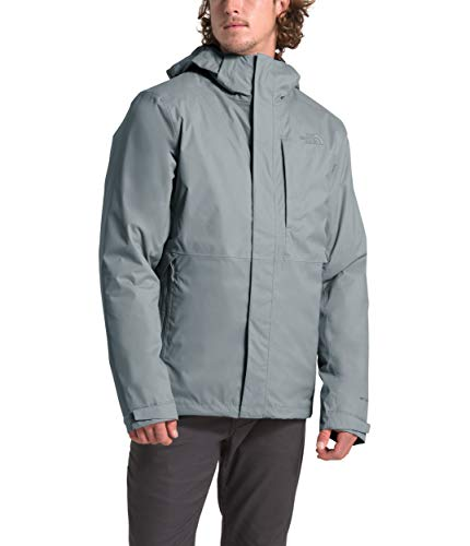 The North Face Altier Down Triclimate Jacket Mid Grey/Asphalt Grey LG