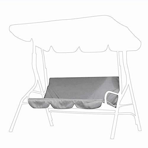 Fodera per tettoia a Dondolo Impermeabile Fodera per Sedia a 3 posti Copertura per Protezione Amaca per Sedia da Esterno(#1)