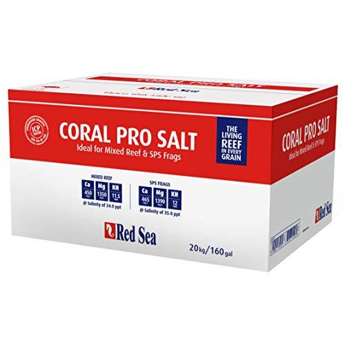Red Sea Coral Pro Salt - 20 kg / 160 gal (Box)