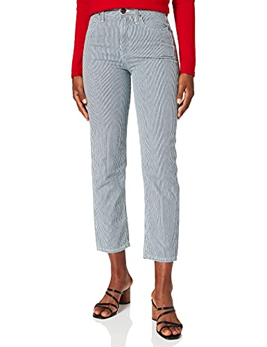 Lee Damen Carol Jeans, Hickory Stripe, 35W / 29L