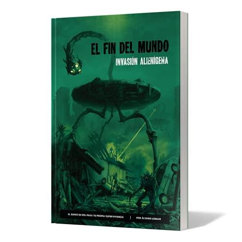 Edge Entertainment-El Fin De Los Mundos: Invasión Alienigena-Español, Color (Edge Entertaiment EDGEW003)
