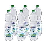 Bad Harzburger Medium Mineralwasser (6 x 1,0L)