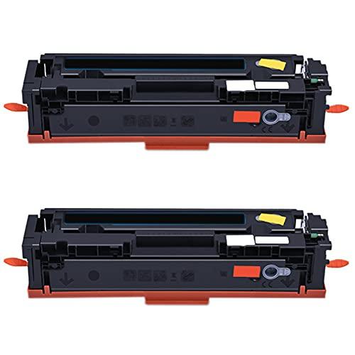 UKKU Compatible con Canon PLC-CRG331 Cartuchos de tóner utilizados en Canon I-Sensys LBP7100CN 7110CW MF628W 623CN 8280CW 8230CN 624CW Impresora Negro Amarillo Cian Magen Black*2