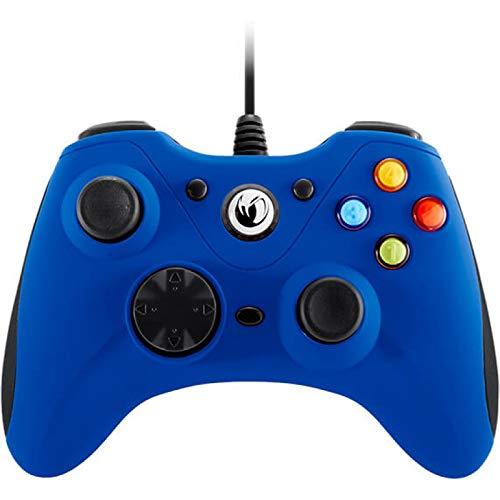 Nacon GC-100XF Gamepad PC Blau