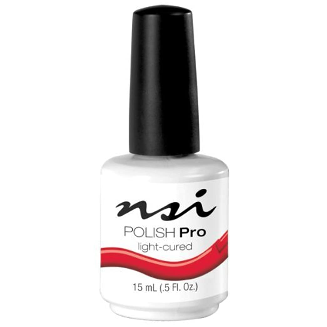 さわやかさようなら解き明かすNSI Polish Pro Gel Polish - Hot Pink Peony - 0.5oz / 15ml