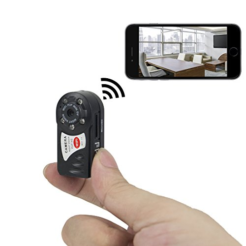 Fredi Motion Activated Mini Hidden Camera 720P HD...