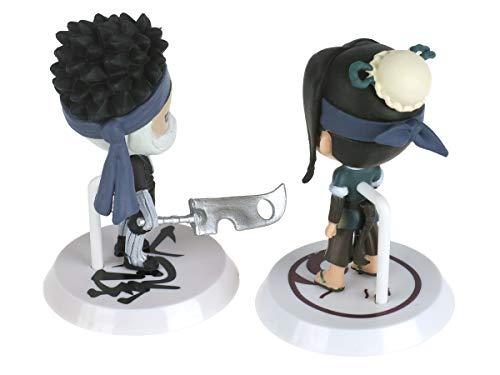 CoolChange Set de Figuras en Forma de Personajes de Naruto 6