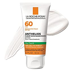 La Roche-Posay Anthelios Dry Touch non-comedogenic Sunscreen