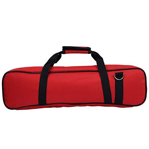 Holzblasinstrument Zubehör Trompetentasche, Für Anfänger Für Starter(red)
