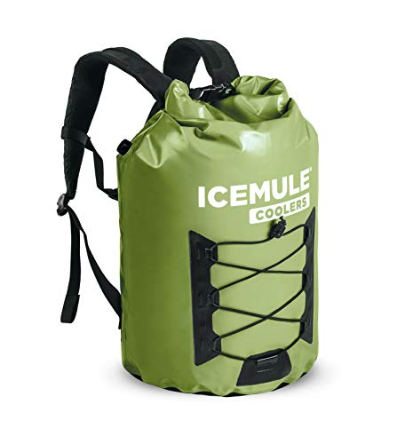 IceMule Pro Insulated Backpack Cooler Bag - Hands-Free,...