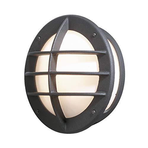 Konstsmide 515-752 Oden Applique Noir mat