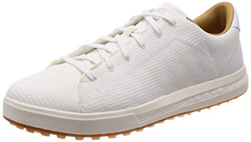ADIDAS Adipure SP Knit, Zapatillas de Golf Hombre, Blanco (Blanco Bb7888), 41 1/3 EU