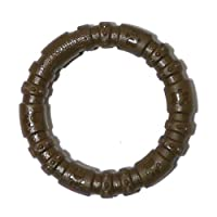 Our dog chew and teething toys are great for massaging gums and reducing plaque and tartar build up This ring shaped teething toy is not just the perfect puppy toy for teething puppies but it is great for reducing anxiety and destructive behaviour in...