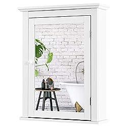 Image of Tangkula Bathroom Cabinet,...: Bestviewsreviews