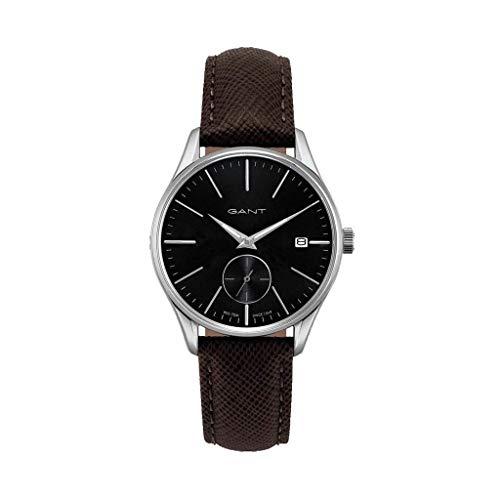 Elegante Reloj para Hombre GANT en Cristal Mineral Plata