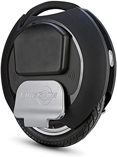 Kingsong Ks-16s 420wh Monociclo Eléctrico, Unisex Adulto, Blanco, 16'