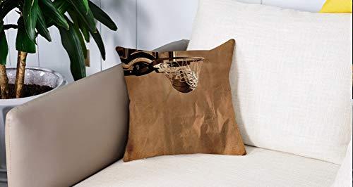 Pillow Case Cojín Cuadrado Print