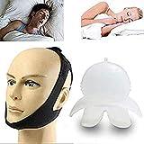 Cinta anti-ronquidos 2 UNIDS dispositivo anti-ronquido dispositivo anti-ronquido accesorios antirronquidos resistentes al desgaste lengüeta de silicona ayuda para dormir