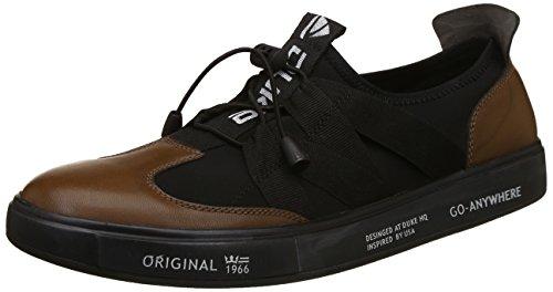 Duke Men's Brown Sneakers-8 UK/India (42 EU)(FWI0401)