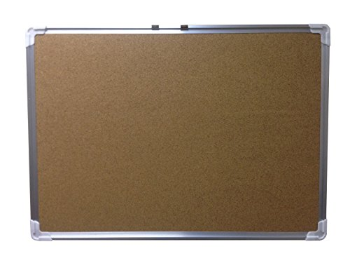21x29'Cork tabl¨®n de anuncios de Alluminum telegrama pared Negro de la nota de 12011 art¨ªculo se env¨ªa desde EE.UU.