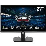 MSI Optix MAG274R2DE - 27 Zoll (69 cm), FHD (1920x1080) Gaming Monitor, 165 Hz, 1ms, IPS Panel,...