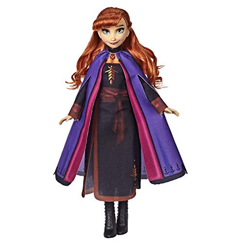 Hasbro Frozen Disney Anna, Fashion Doll con...