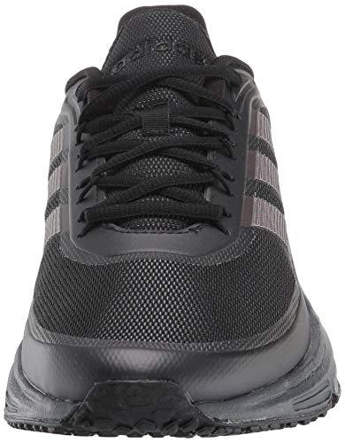 adidas Zapatillas Quadcube para hombre, negro (Negro), 48 EU