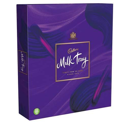 Cadbury Schokoladenmilchtablett, 360 g