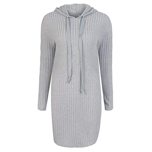 iHENGH Damen Lässige Longsleeve der Frauen Hoodie Pullover Bluse Tops Sweatshirt