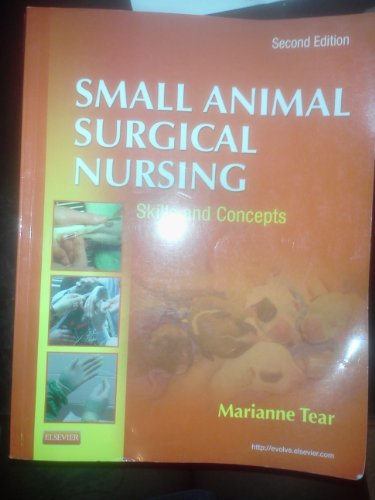 Small Animal Surgical Nursing 2Ed (Pb 2012)
