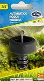 """S&M Conector automático Rosca Hembra 3/4"""""""